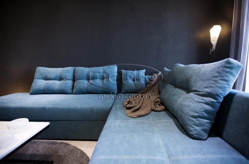 Кутовий диван з поворотним механізмом (Mercury) Меркурій ф-ка Мекко (Ортопедичний) - 3000*2150мм  Борзна-5