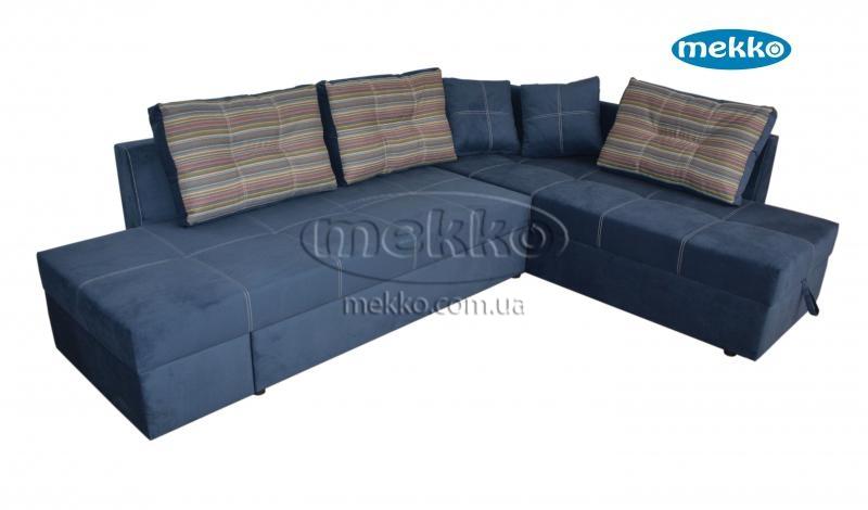 Кутовий диван з поворотним механізмом (Mercury) Меркурій ф-ка Мекко (Ортопедичний) - 3000*2150мм  Борзна-13