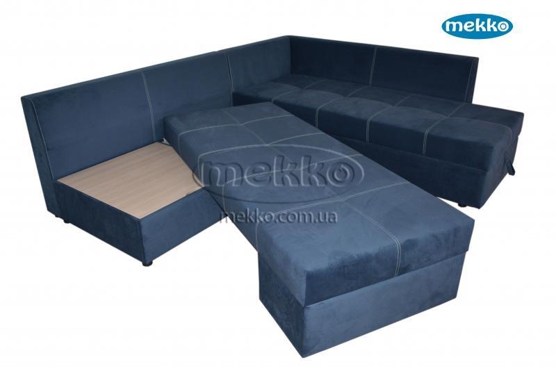 Кутовий диван з поворотним механізмом (Mercury) Меркурій ф-ка Мекко (Ортопедичний) - 3000*2150мм  Борзна-15