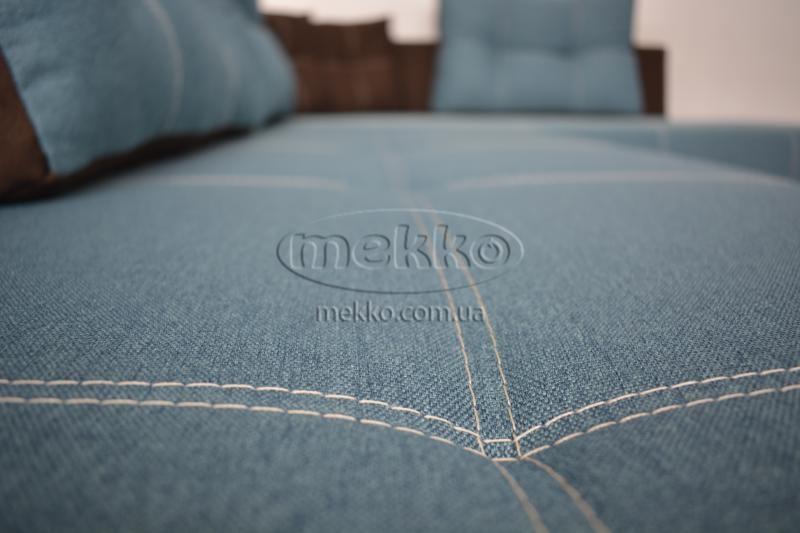 Кутовий диван з поворотним механізмом (Mercury) Меркурій ф-ка Мекко (Ортопедичний) - 3000*2150мм  Борзна-9